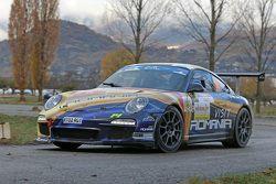 Франсуа Делекур и Сабрина де Кастелли, Porsche 911 GT3