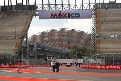 Le secteur du stadium
