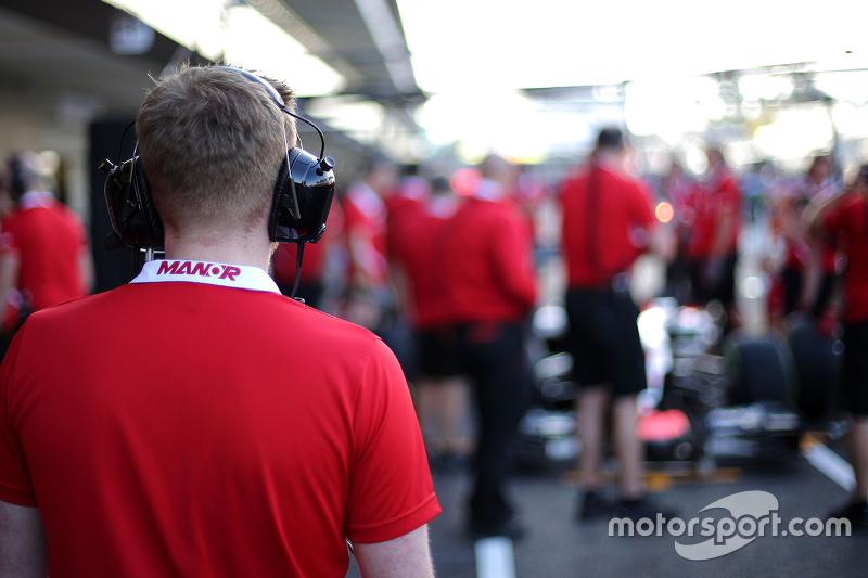 Manor F1 Team 29