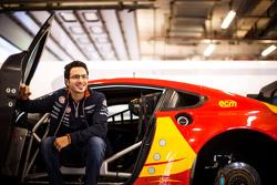 Fernando Rees, Aston Martin Racing