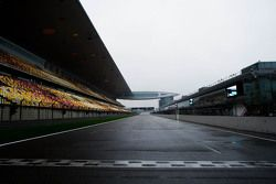 Shanghai International Circuit, Startaufstellung