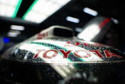 Toyota Racing, Autodetail