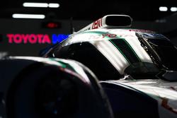 Toyota Racing araç detayı