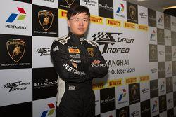 袁波 中国GT车手