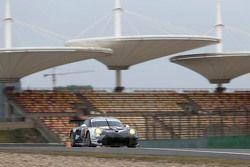 #88 Abu Dhabi Proton Competition Porsche 911 RSR: Christian Ried, Khaled Al Qubaisi, Klaus Bachler