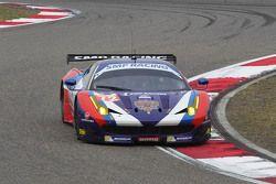 #72 SMP Racing Ferrari 458 GTE: Андреа Бертолини, Виктор Шайтар