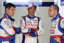 Стефан Сарразен, Toyota Racing