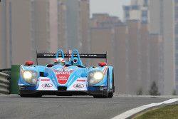 #29 Pegasus Racing Morgan-Nissan : David Cheng, Ho-Pin Tung, Alex Brundle