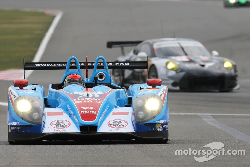 #29 Pegasus Racing Morgan-Nissan: David Cheng, Ho-Pin Tung, Alex Brundle