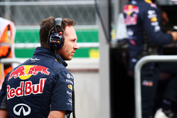 Christian Horner, Jefe del equipo Red Bull Racing