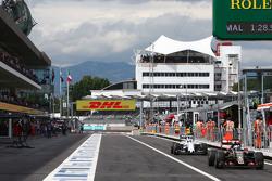Jolyon Palmer, Lotus F1 E23 reserve- en testrijder uit de pits