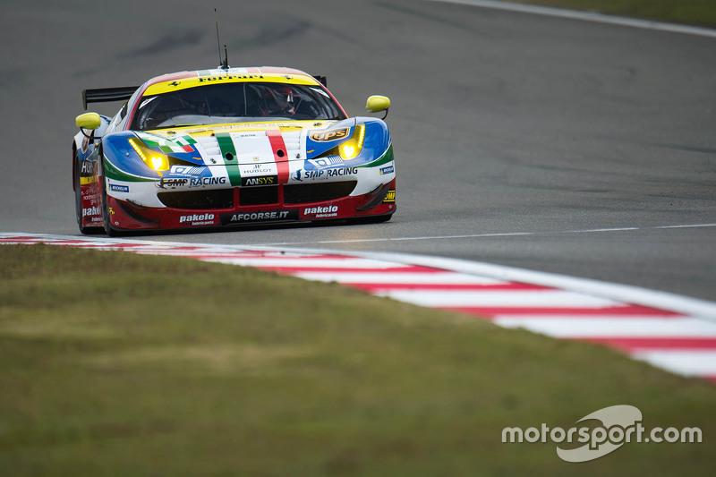 #71 AF Corse Ferrari 458 GTE: Давіде Рігон, Джеймс Каладо