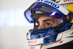 Себастьен Буэми, Toyota Racing