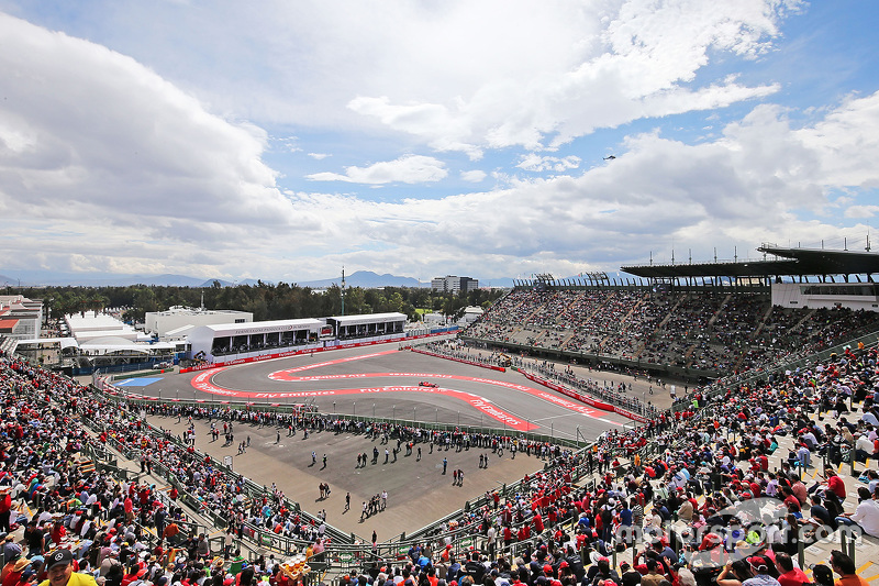 2015: Autódromo Hermanos Rodríguez