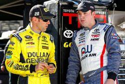 Matt Kenseth, Joe Gibbs Racing Toyota et Ross Kenseth
