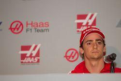 Esteban Gutiérrez, Team Haas