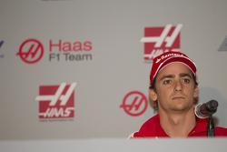 Esteban Gutiérrez Haas Team