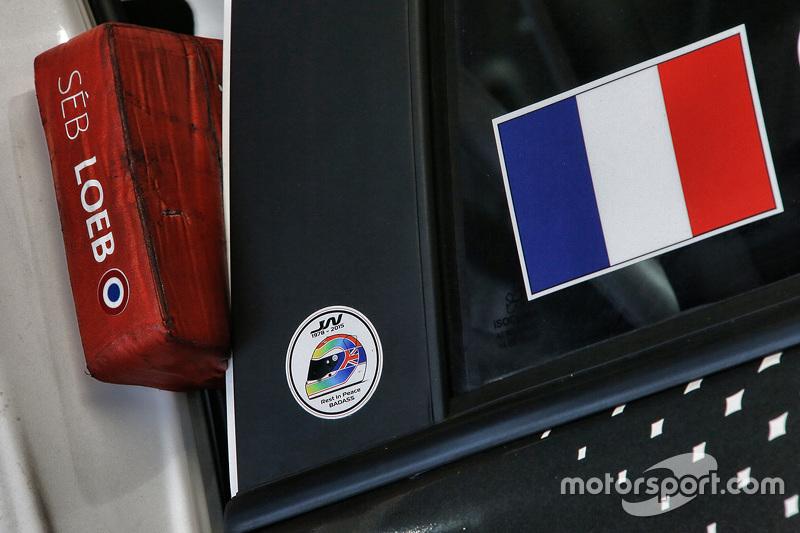 Citroën World Touring Car Team, in der Box