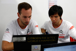 Ма Цинь Хуа, Citroën C-Elysée WTCC, Citroën World Touring Car team