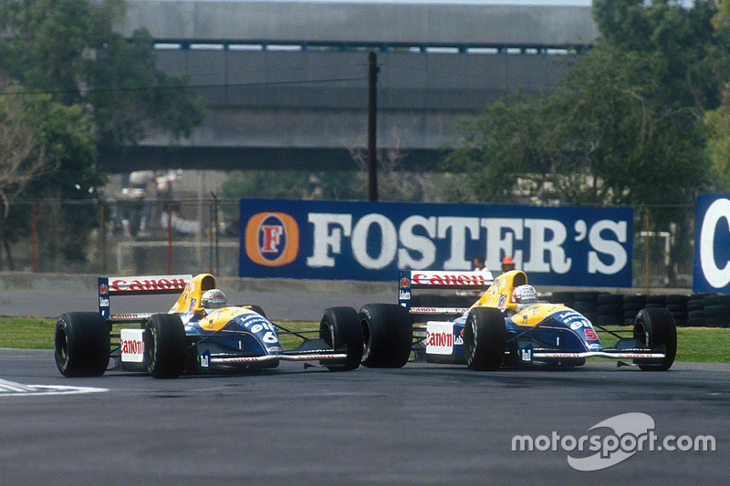1991: Riccardo Patrese, Williams