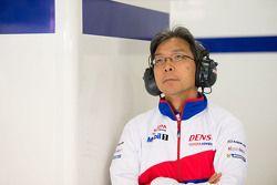 Тошио Сато, TMG President
