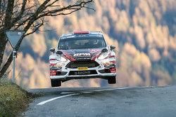 Alexey Lukyanuk e Alexey Arnautov, Ford Fiesta R5