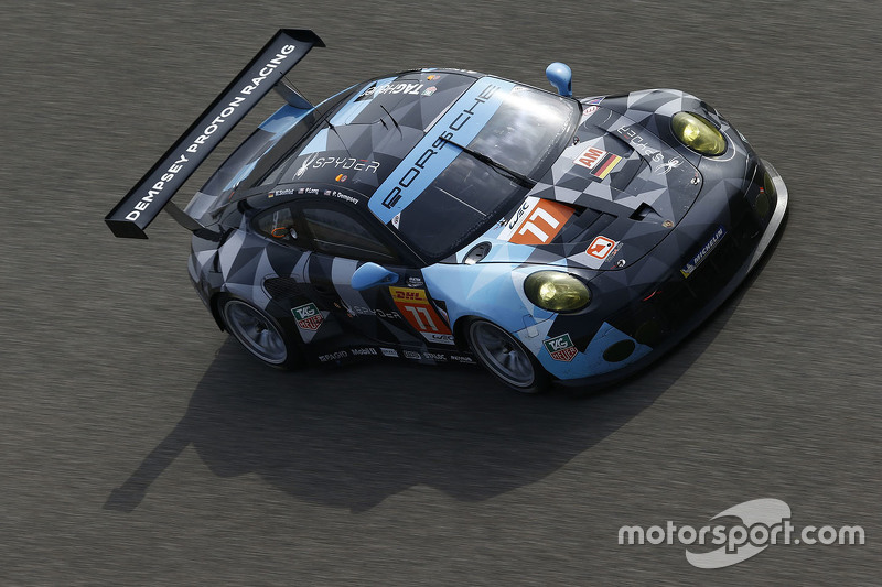 LMGTE Pro - Dempsey-Proton Racing