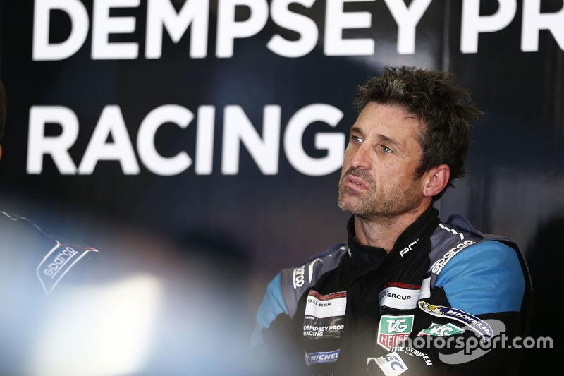 Patrick Dempsey Dempsey Proton Racing Bei Schanghai Wec Fotos