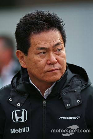 Yasuhisa Arai, CEO Honda Motorsport