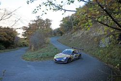 Франсуа Делекур и Сабрина де Кастелли, Porsche 997 GT3