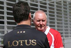 Federico Gastaldi, Lotus F1 Team Deputy Team Principal with John Booth, Manor Marussia F1 Team Team