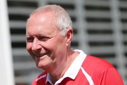 John Booth, jefe de Manor Marussia F1 Team