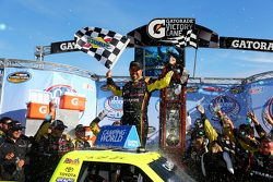 Il vincitore Matt Crafton, Thorsport Racing Toyota