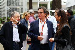 Jean Todt, FIA Presidente