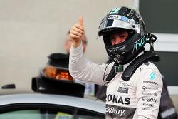 Обладатель поула - Нико Росберг, Mercedes AMG F1