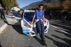Craig Breen, Peugeot 208 T16, Peugeot Rally Academy