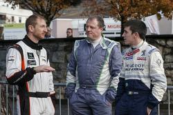Alexey Lukyanuk, Raul Jeets e Craig Breen