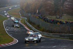 #35 Walkenhorst Motorsport BMW Z4 GT3: Matias Henkola, Michela Cerruti