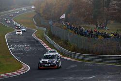 #285 Groneck Motorsport Renault Clio: Tim Groneck, Dirk Groneck