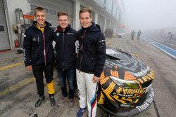 Jesse Krohn, Nick Cassidy, Victor Bouveng, Walkenhorst Motorsport