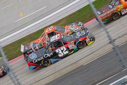 J.J. Haley and Ray Black Jr., SS-Green Light Racing Chevrolet
