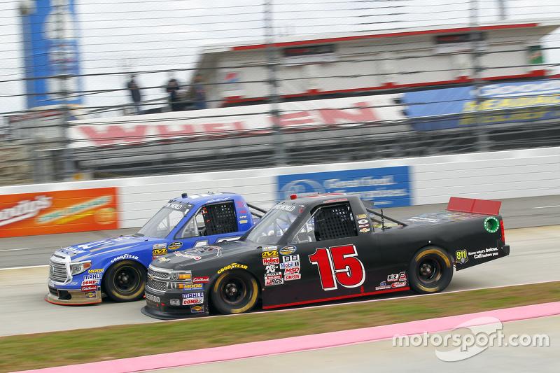 Mason Mingus, Billy Boat Motorsports y Ross Kenseth, Hattori Racing Enterprises