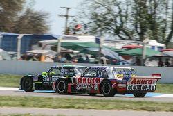 Juan Manuel Silva, Catalan Magni Motorsport Ford, Mauro Giallombardo, Maquin Parts Racing Ford