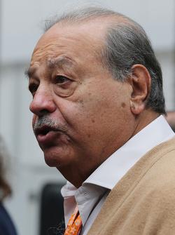 Carlos Slim, zakenman