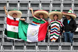 Mexicaanse fans