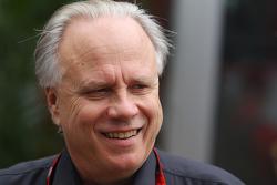 Gene Haas, directeur Haas Automotion