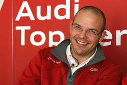Chris Reinke, Head of LMP at Audi Sport