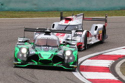 #30 Extreme Speed Motorsports Ligier JS P2: Scott Sharp, David Heinemeier Hansson, Ryan Dalziel