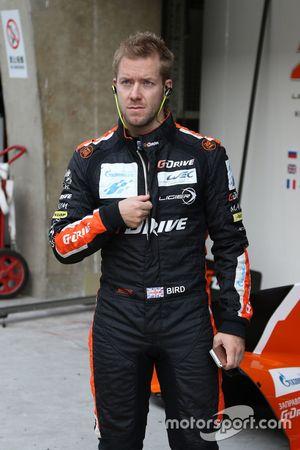 Sam Bird, G-Drive Racing