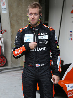 Sam Bird, G-Drive Racing